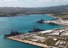 Naval Base Guam/Reuters
