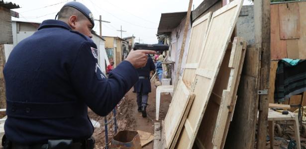 """Operação batizada de """"Tolerância Zero"""" acontece em todas as regiões de São Paulo"""