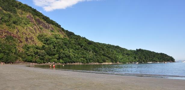 Confusão em praia de Bertioga acabou com um policial espancado