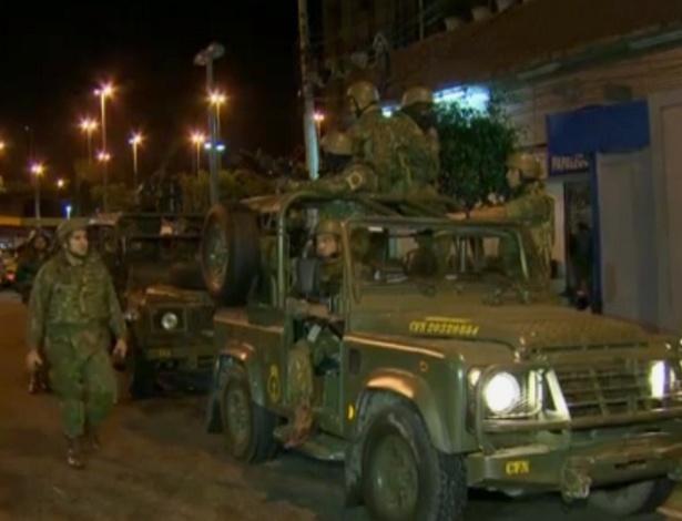Resultado de imagem para Após uma semana, Forças Armadas começam a deixar a Rocinha