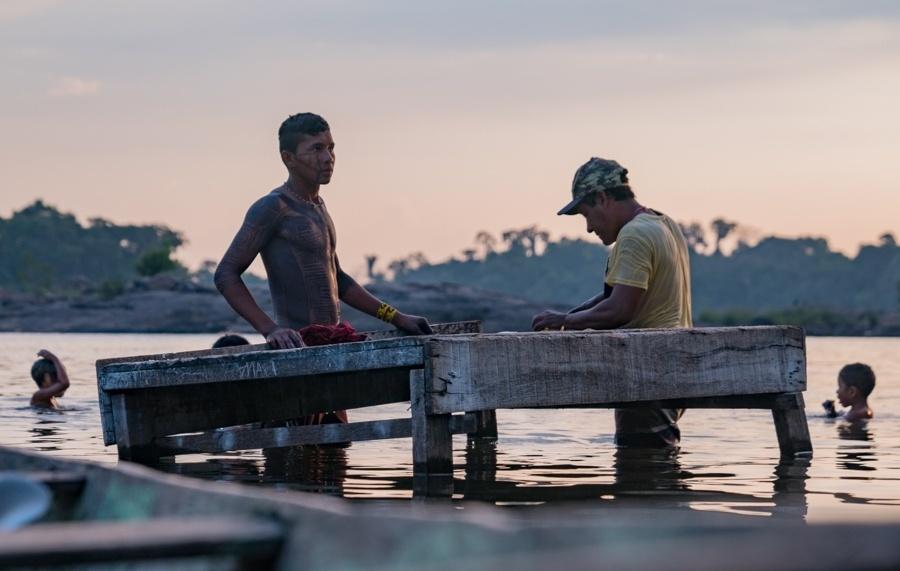 Rio Iriri (PA) concentra boa parte das atividades cotidianas dos indígenas; tribos foram afetadas pela construção da usina de Belo Monte