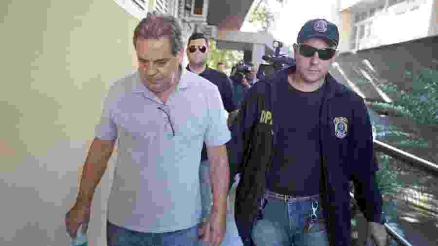 O irmão do ex-ministro José Dirceu, Luiz Eduardo de Oliveira e Silva - WEBER SIAN/A CIDADE/ESTADÃO CONTEÚDO
