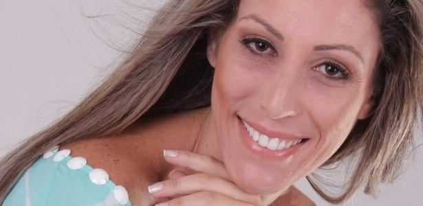 A empresária catarinense Fabiane Fernandes - Arquivo Pessoal
