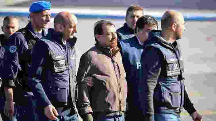 battisti chega - Alberto Pizzoli/AFP - Alberto Pizzoli/AFP
