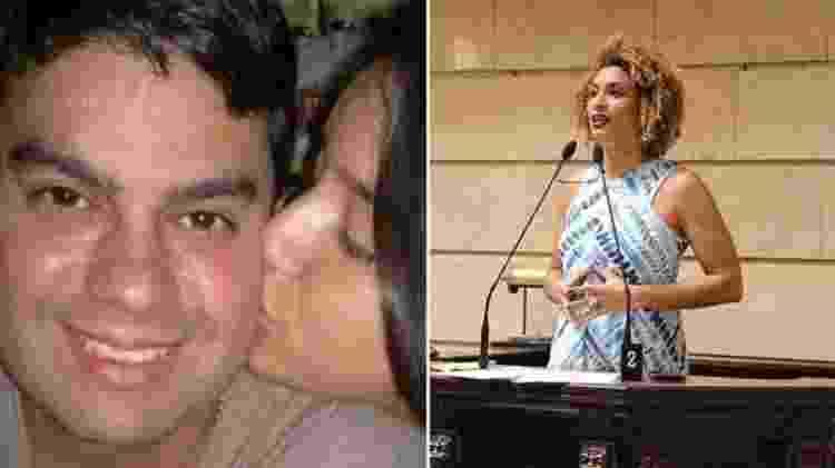 Anderson e Marielle foram assassinados no dia 14 de março de 2018 - Arquivo Pessoal/Câmara Municipal do RJ