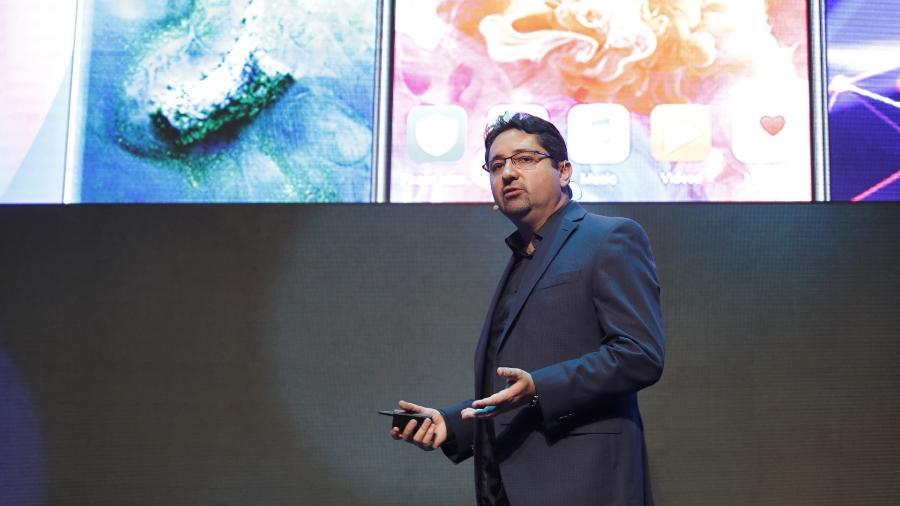 José Nascimento, diretor de vendas da Huawei no Brasil - Divulgação/Huawei