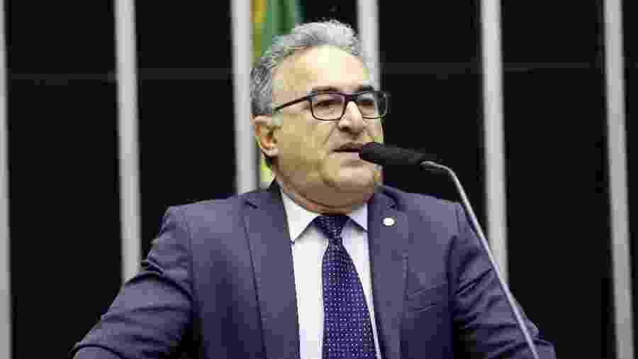 Edmilson Rodrigues (PSOL) é candidato a Prefeito de Belém - Michel Jesus/Câmara dos Deputados