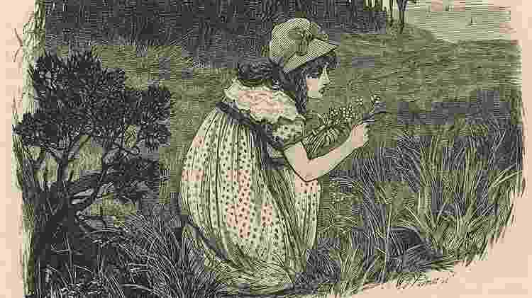 Mary cresceu na Escócia, onde teve muito contato com a natureza - Getty Images