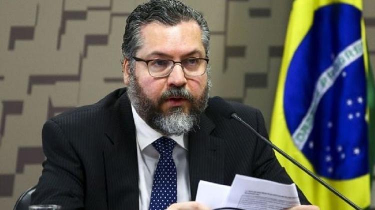"""O diplomata diz que as ideias de Ernesto Araújo fazem parte do que os americanos chamam de """"lunatic fringe"""" - MARCELO CAMARGO/AG. BRASIL - MARCELO CAMARGO/AG. BRASIL"""