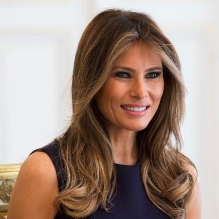 Melania está casada com Trump desde 2005 - Getty Images
