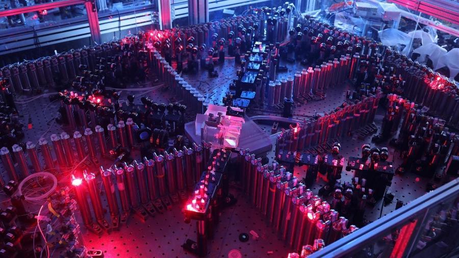 Jiuzhang, o computador quântico da China - Universidade de Ciência e Tecnologia da China