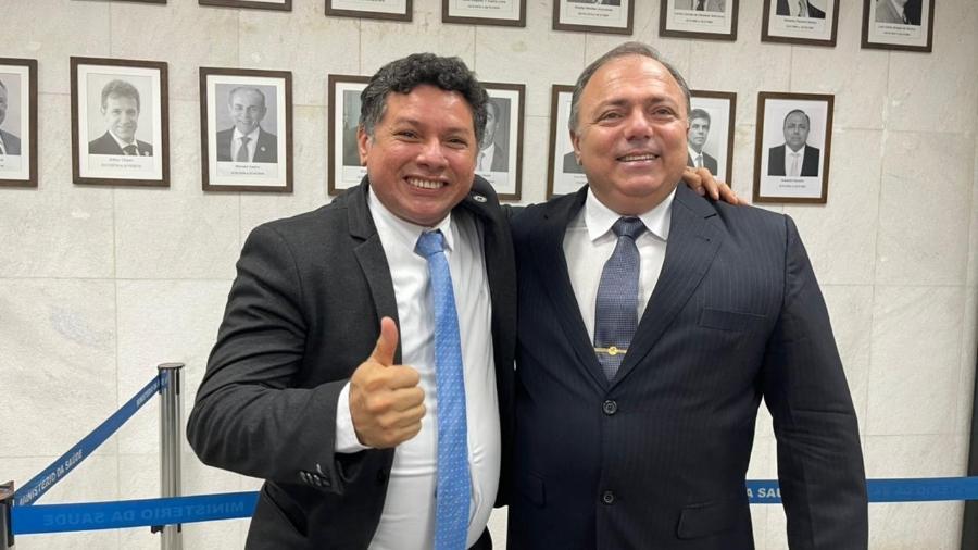 ex-marquerteiro de Pazuello, Markinhos Marques também deixou a pasta - Divulgação/MS