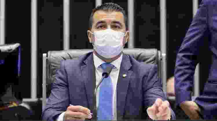 O deputado Luís Miranda (DEM-DF) diz ter alertado Bolsonaro sobre indícios de irregularidade - Pablo Valadares/Agência Câmara - Pablo Valadares/Agência Câmara