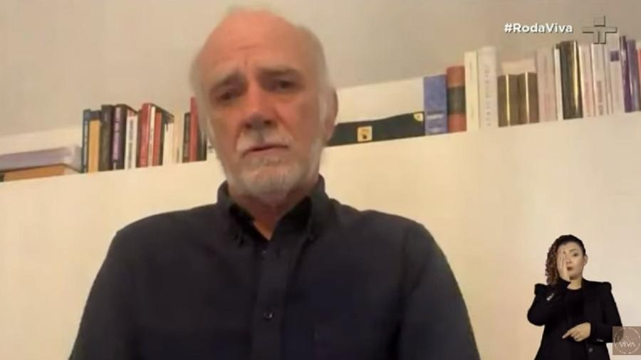 André Lara Resende participa do programa Roda Viva - Reprodução/TV Cultura