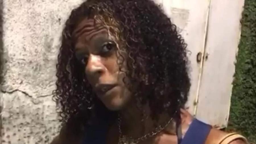 Mulher trans, a cabeleireira Crismilly Pérola foi morta com um tiro no pescoço no Recife; o corpo foi abandonado às margens do rio Capibaribe - Arquivo Pessoal