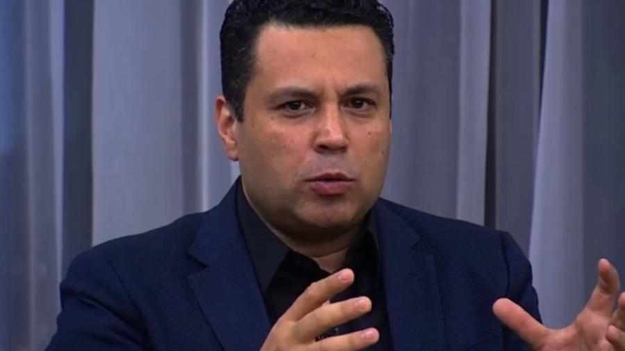 Renato Cardoso,apresentador, bispo e novo líder terreno da Igreja Universal - Reprodução/Facebook