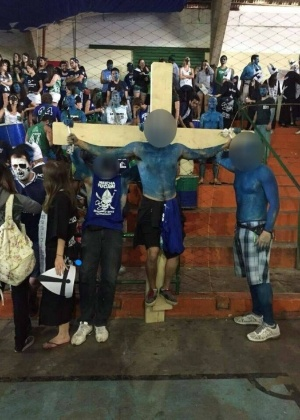 O episódio aconteceu durante a Intermed, competição esportiva entre universidades paulistas de Medicina