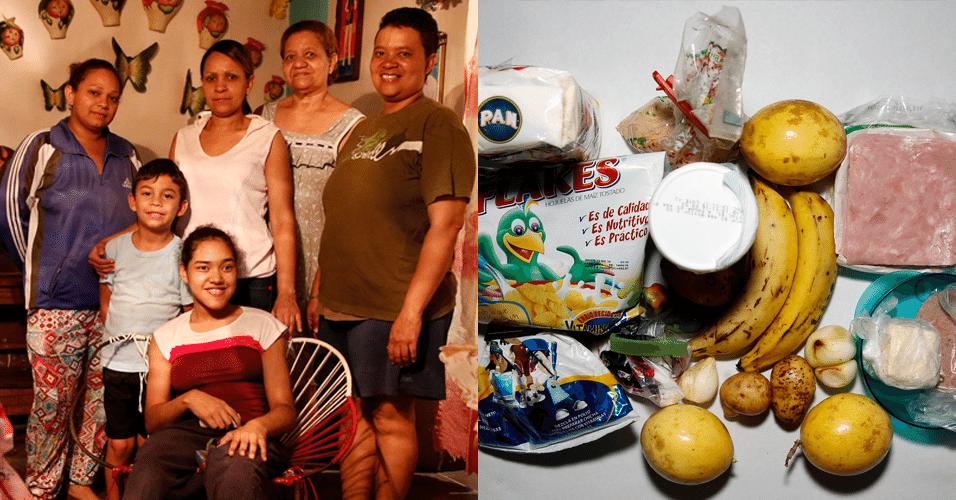 Crise econômica causa escassez de produtos na Venezuela