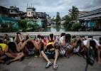 Banho de sangue marca guerra às drogas nas Filipinas - Noel Celis/ AFP