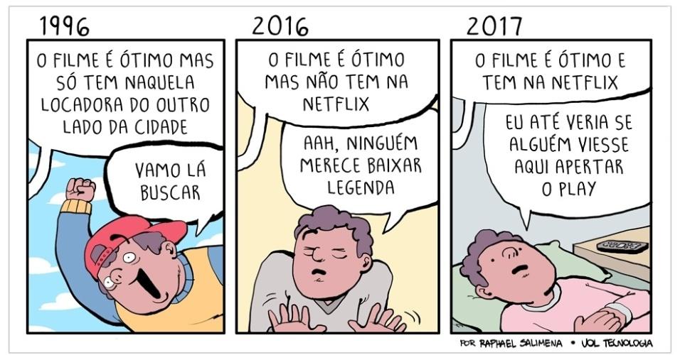 """22.out.2016 - """"O filme é ótimo"""""""