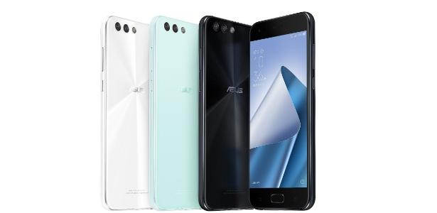 Zenfone 4 foi lançado no Brasil nesta terça