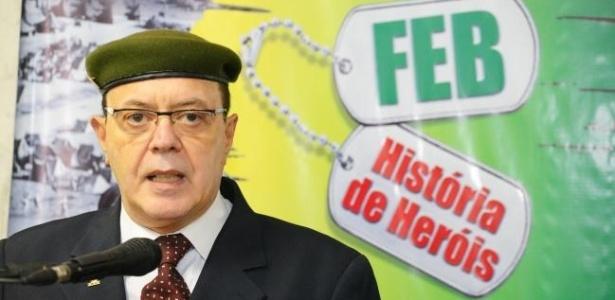 Jairo Junqueira da Silva Filho é entusiasta das Forças Armadas