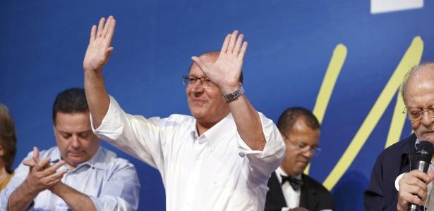 Presidente do PSDB, Alckmin deixará o governo de SP em 6 de abril