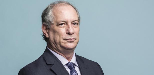Ciro Gomes, pré-candidato à Presidência pelo PDT