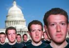 Por que o Facebook não para de entregar nossos dados? Executiva explica (Foto: Saul Loeb/AFP)