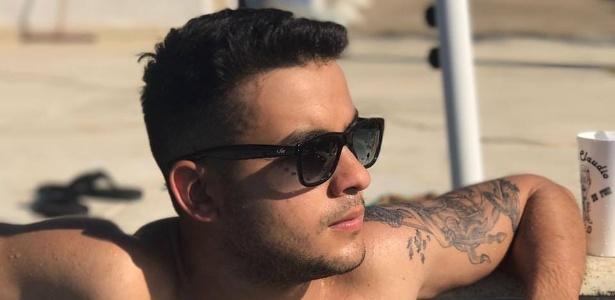 Lucas Martins de Paula, 21, sofreu politraumatismo após ser espancado em casa noturna - Reprodução/Facebook