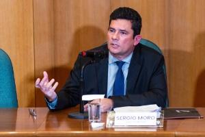 Moro diz que nome do futuro chefe da PF pode ser conhecido até sexta-feira (Foto: Henry Milleo - 6.nov.2018/Fotoarena/Estadão Conteúdo)