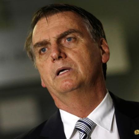 O presidente eleito, Jair Bolsonaro (PSL) - REUTERS/Adriano Machado