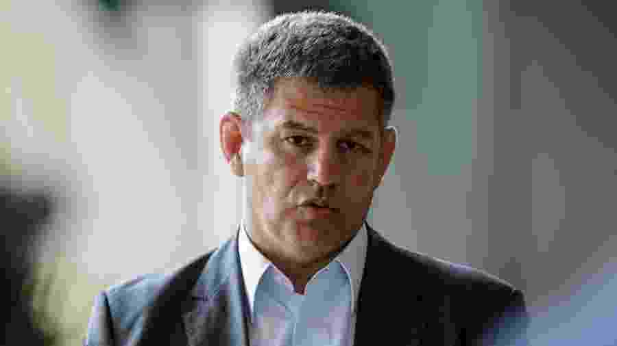Gustavo Bebianno já foi aliado, mas hoje é desafeto do presidente Jair Bolsonaro - Walterson Rosa/Folhapress