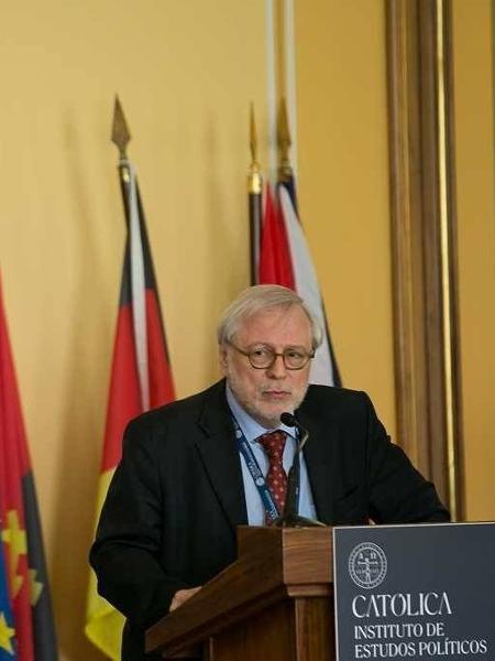 Embaixador Paulo Roberto de Almeida - Reprodução/Facebook