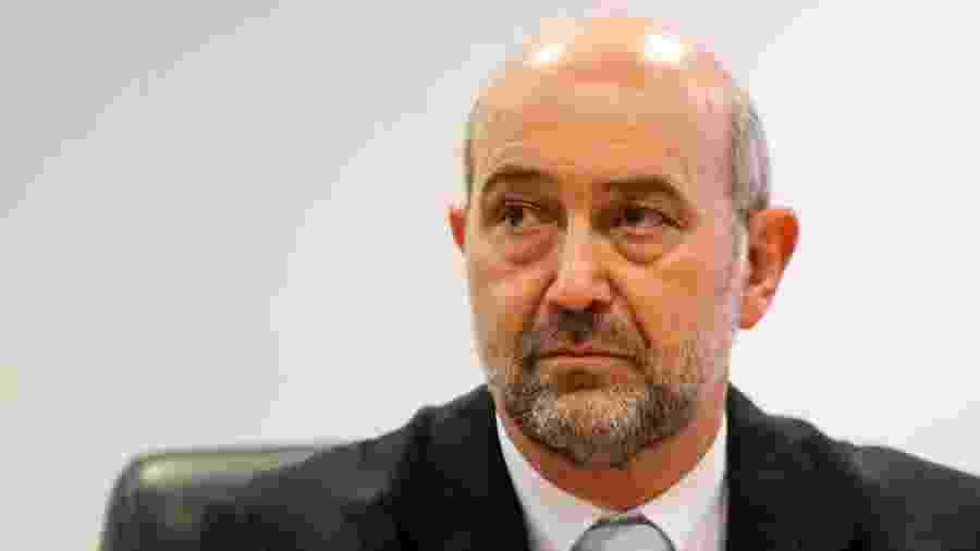 João Luiz Filgueiras de Azevedo, presidente do CNPQ, afirmou que as bolsas de 84 mil pesquisadores estão em risco - Marcelo Camargo/Agência Brasil