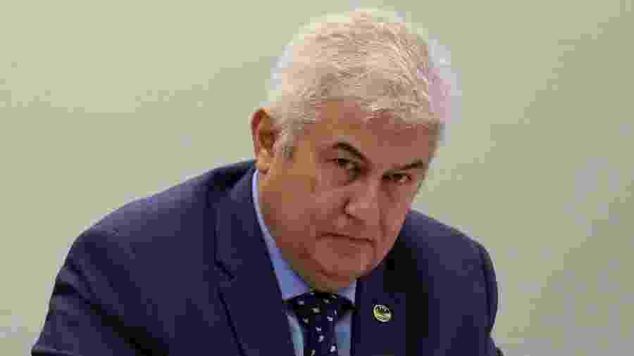 O ministro Marcos Pontes afirmou que a demissão não tem relação com as altas no desmatamento recentes  - Pedro Ladeira/Folhapress