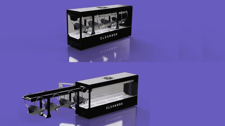 CleanDefense, da Cleanbox Technology - Divulgação - Divulgação