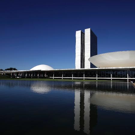 Prédio do Congresso Nacional, em Brasília - Ricardo Moraes