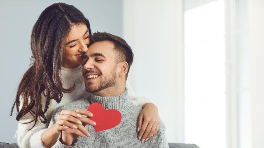 Dia dos Namorados: veja apps para mandar mensagem de Feliz Dia dos Namorados - Getty Images/iStockphoto