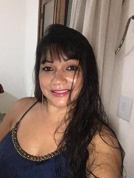 Silvana Ferraz teme não ter sido imunizada após vacina escorrer pelo braço em Curitiba - Arquivo pessoal