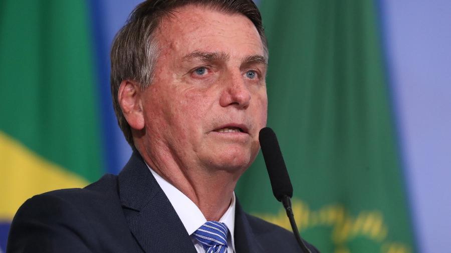 Presidente diz que prioridade é encontrar um partido --ele está sem legenda desde novembro de 2019 - Isac Nóbrega/PR