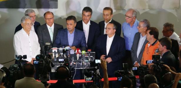 Cúpula do PSDB se reuniu nesta sexta em São Paulo