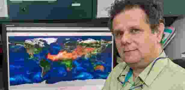 Arlindo Silva trabalha no centro Goddard da Nasa - Nasa - Nasa