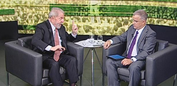 Resultado de imagem para Em entrevista ao SBT, Lula confirma que será candidato à Presidência em 2018