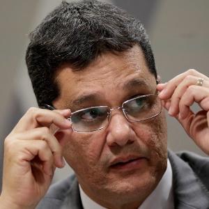 13.jun.2017 - Ricardo Ferraço deixa o Senado