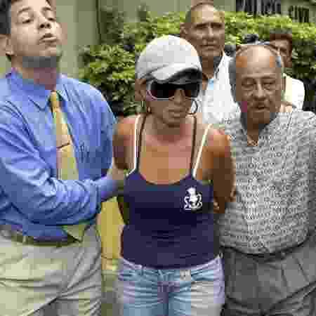 Adriana Ferreira de Almeida foi condenada à prisão - REUTERS/Fernando Quevedo-Agencia O Globo
