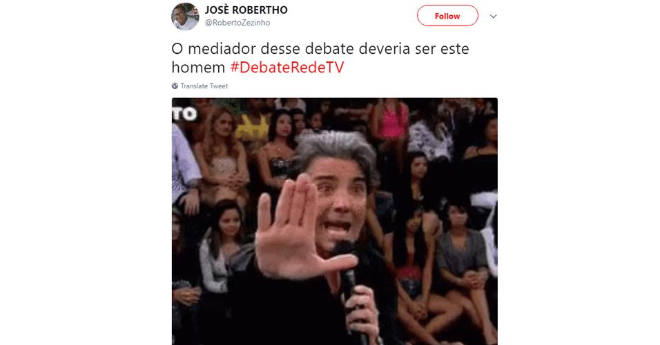 Meme debate RedeTV!