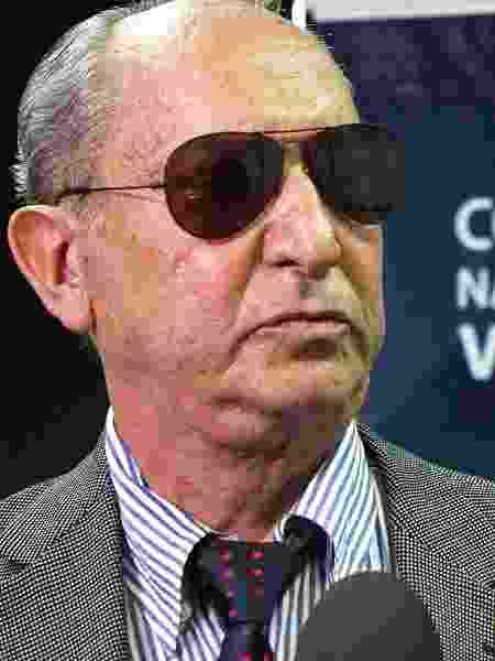 Coronel reformado Pedro Ivo Moézia de Lima em depoimento à Comissão Nacional da Verdade - Fabrício Faria-09.set.2014/CNV