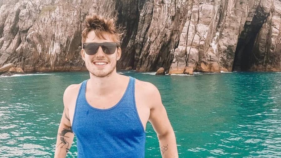 Daniel Rubem, 25 anos, era estudante da Universidade de Brasília - Arquivo pessoal