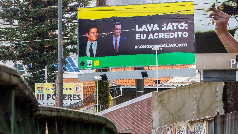 Vaza Jato mostra que Moro e Dallagnol não travaram a luta do bem contra o mal: a autopsia da Lava Jato revela um crime continuado - Theo Marques/UOL